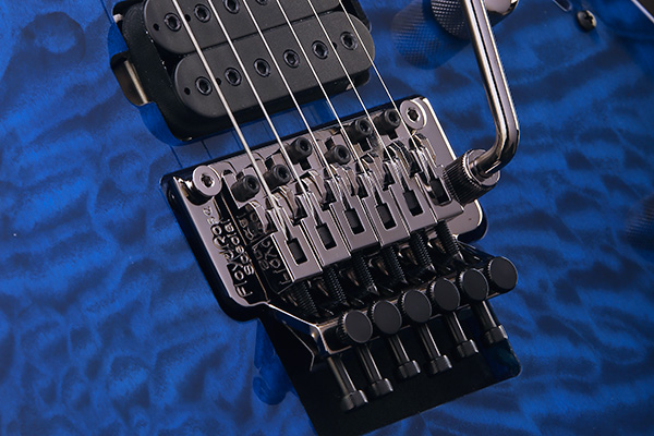 HD400QOB Floating Tremolo