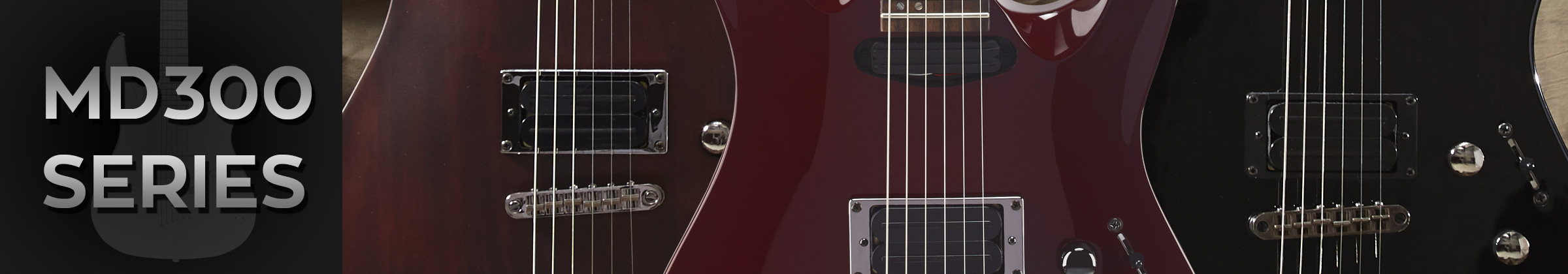 MD300 Mitchell Electric Guitars