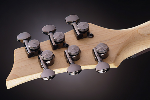 MD300BK Headstock Tuners