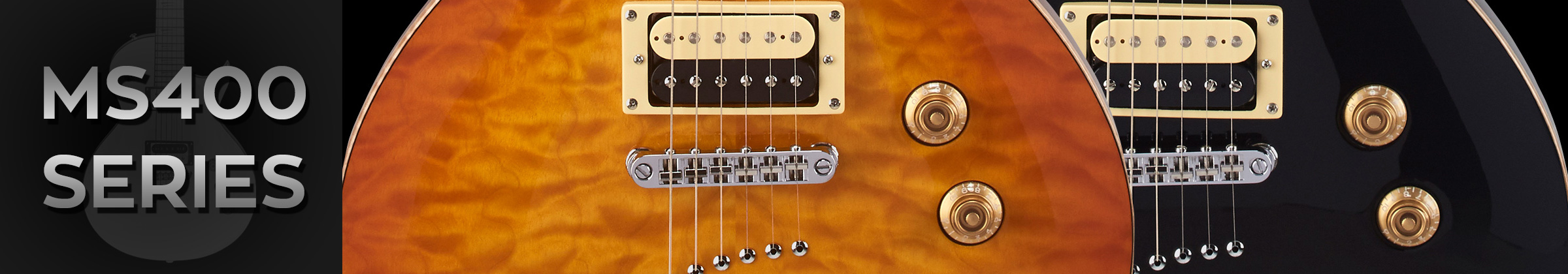 MS400 Mitchell Electric Guitars