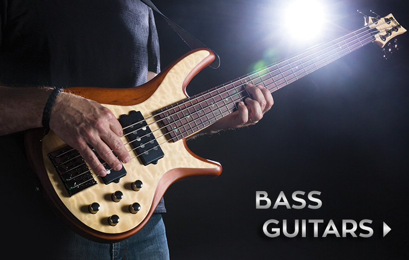 Mitchell Bass Guitars