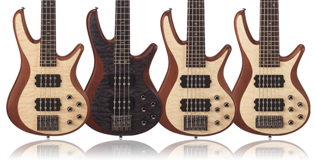 FB700 Mitchell Electric Basses