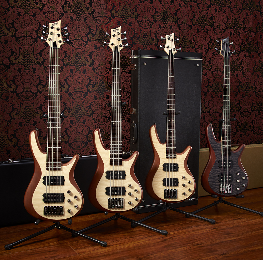 FB700 Mitchell Bass Guitars