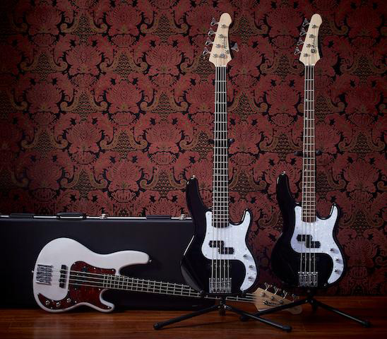 TB500 Mitchell Bass Guitars