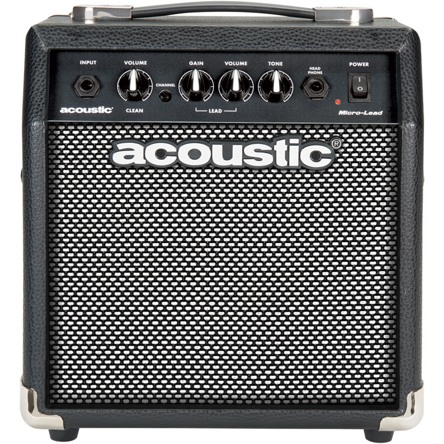Acoustic Micro-Lead Amplifier MD150PK