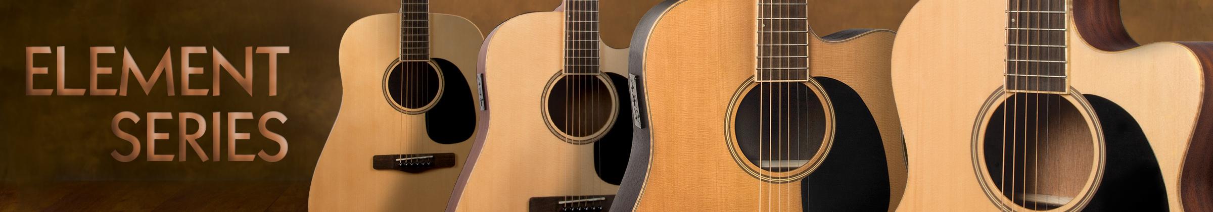 Mitchell Guitars Element Series