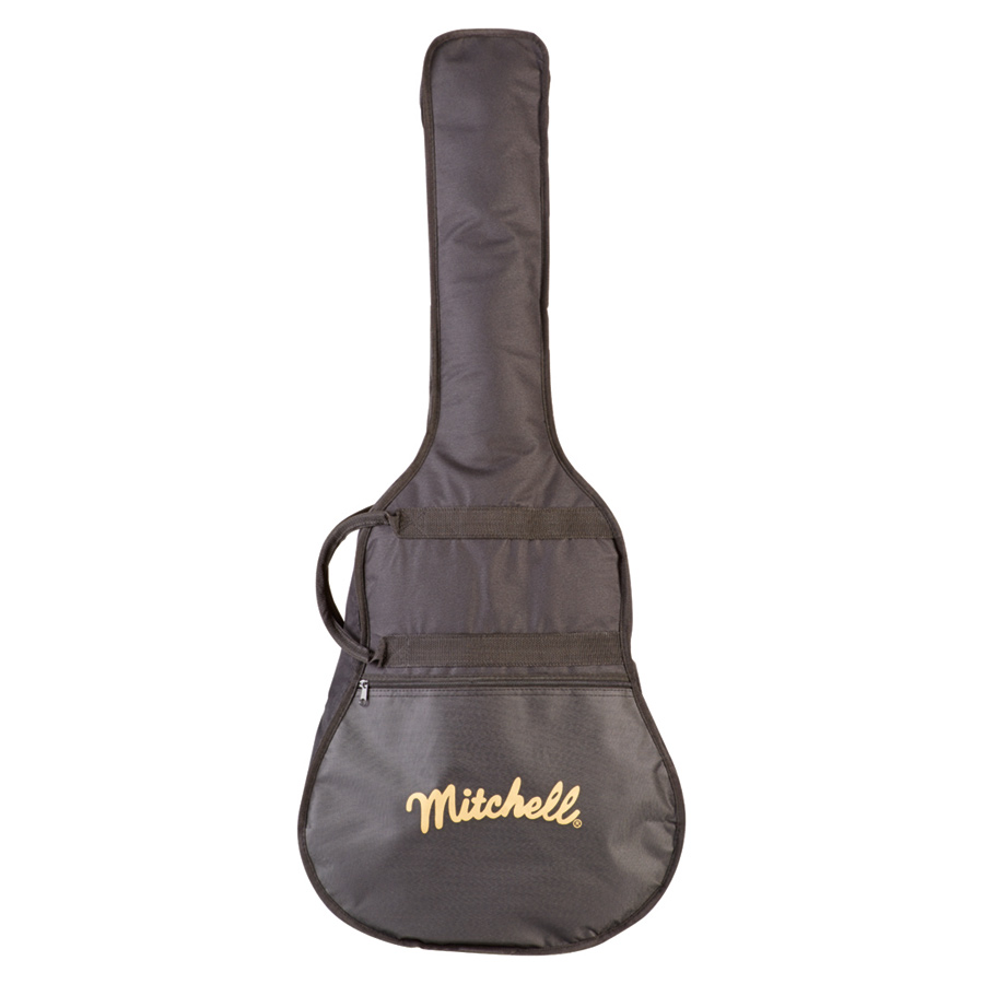 Mitchell D120PK Dreadnought Acoustic Guitar Pack
