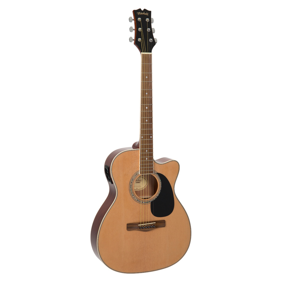 Mitchell O120PKE Acoustic-Electric Guitar Launch Pack