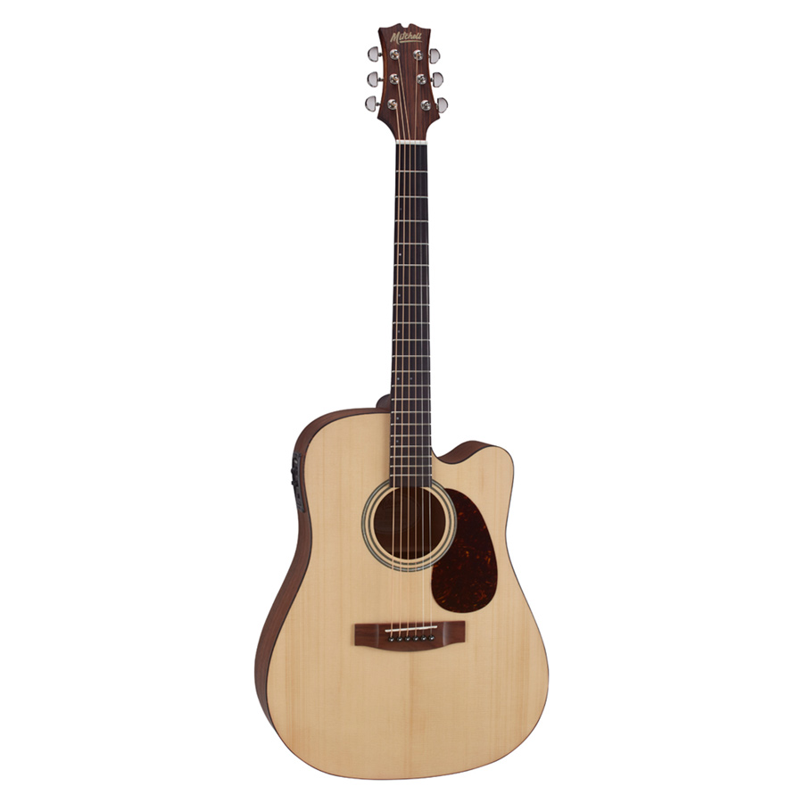 Mitchell T311CE Dreadnought Cutaway Acoustic-Electric Guitar