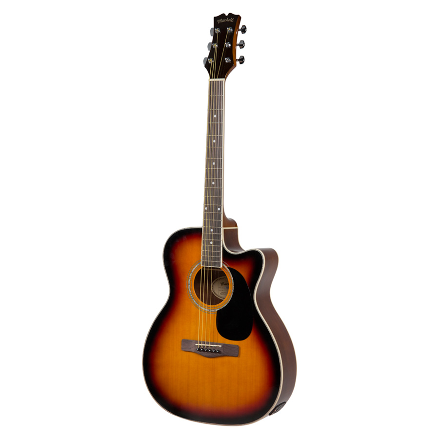 O120CESB Cutaway Acoustic-Electric Guitar