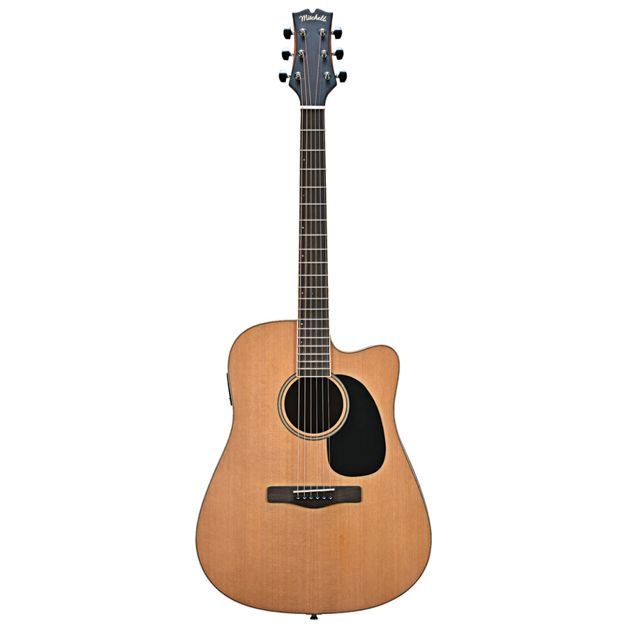Mitchell ME2CEC Acoustic Electric Guitar