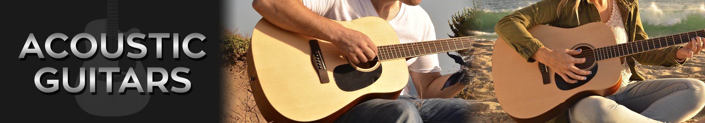 Mitchell Acoustic Guitars