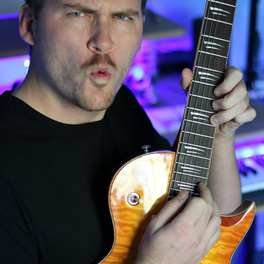 Mat Graham Mitchell Guitars MS400