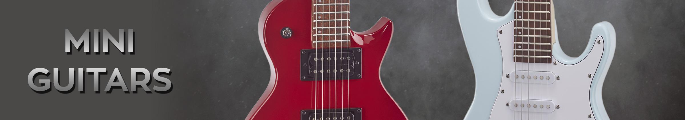 Mitchell Mini Guitars