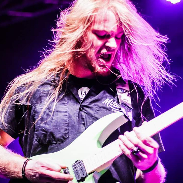 Mitchel Fulcer Mitchell Guitars
