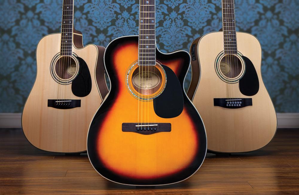 Mitchell 120 Series Guitars