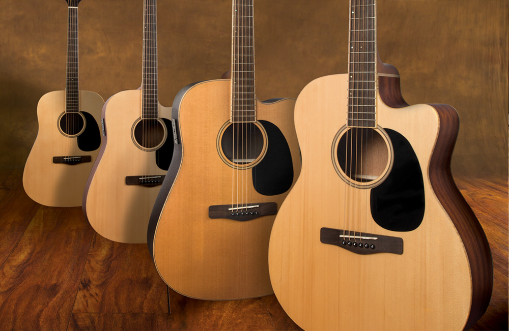 Mitchell Element Series Guitars