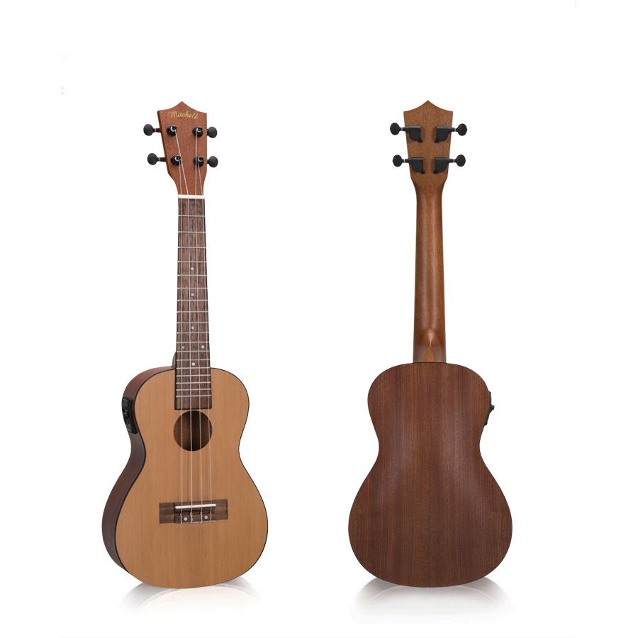 Mitchell MU50SE Acoustic-Electric Concert Ukulele