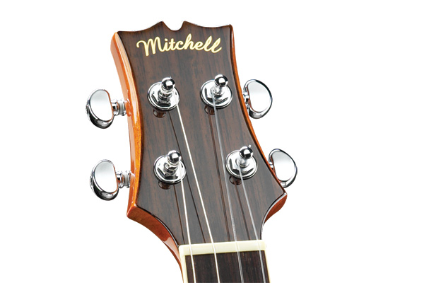 Mitchell MUB70S Headstock