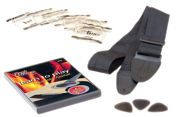 Mitchell O120SPK Accessories