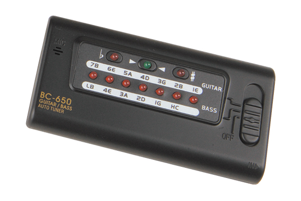 Mitchell O120SPK Tuner
