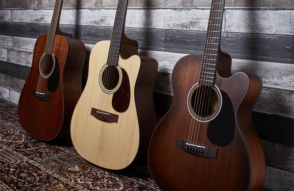 Mitchell Terra Series Guitars