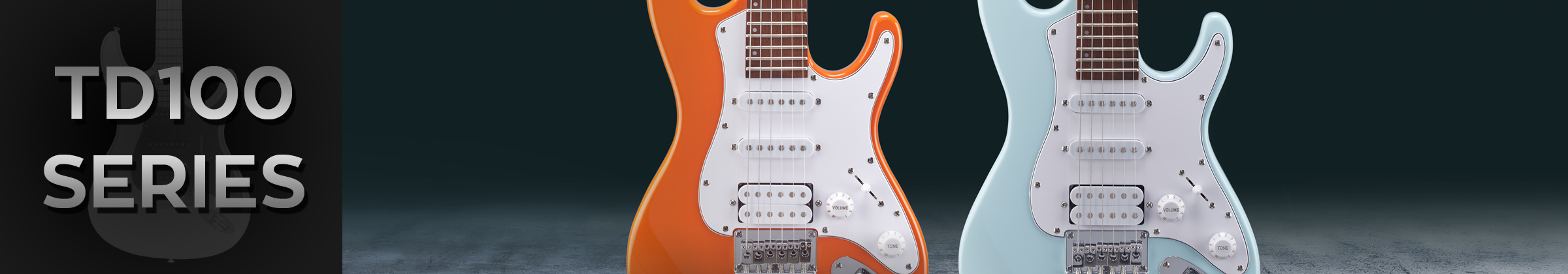 Mitchell TD100 Series | Mitchell Electric Guitars