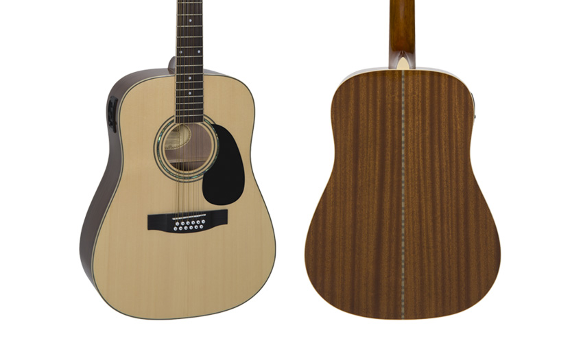 Mitchell D120S12E Acoustic Guitar