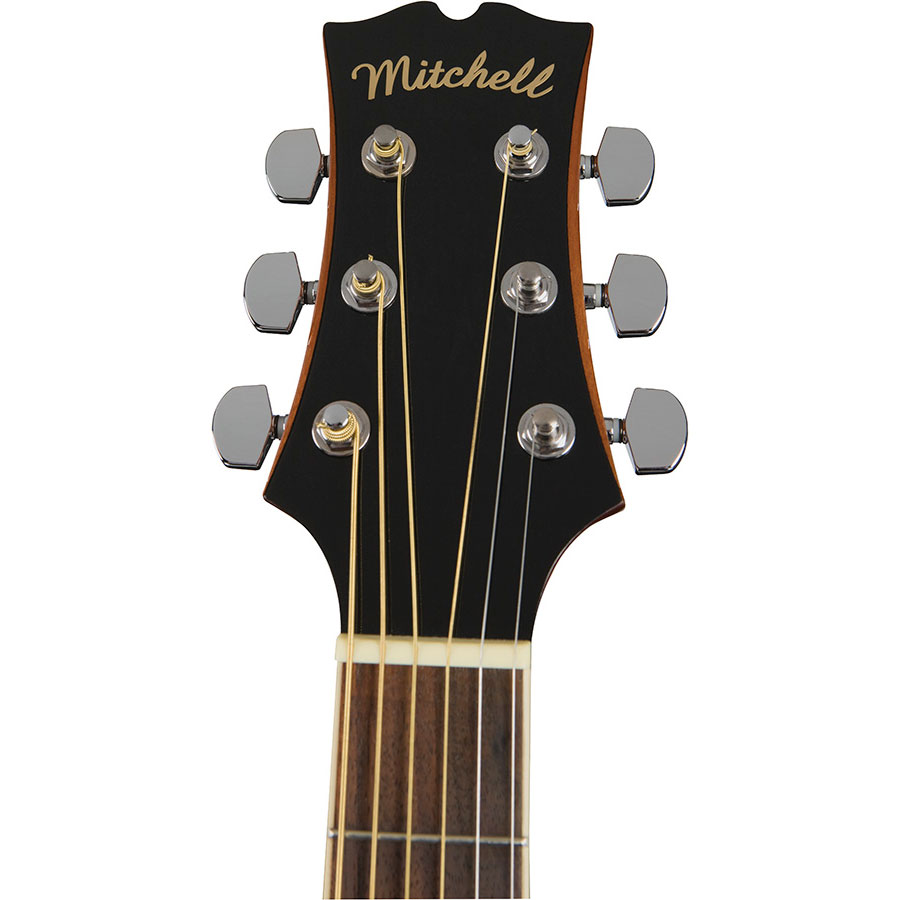 Mitchell-MD100SCE-Headstock