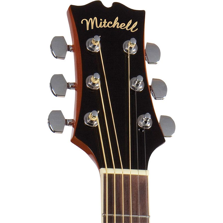 Mitchell-MO100SVS-Headstock-2