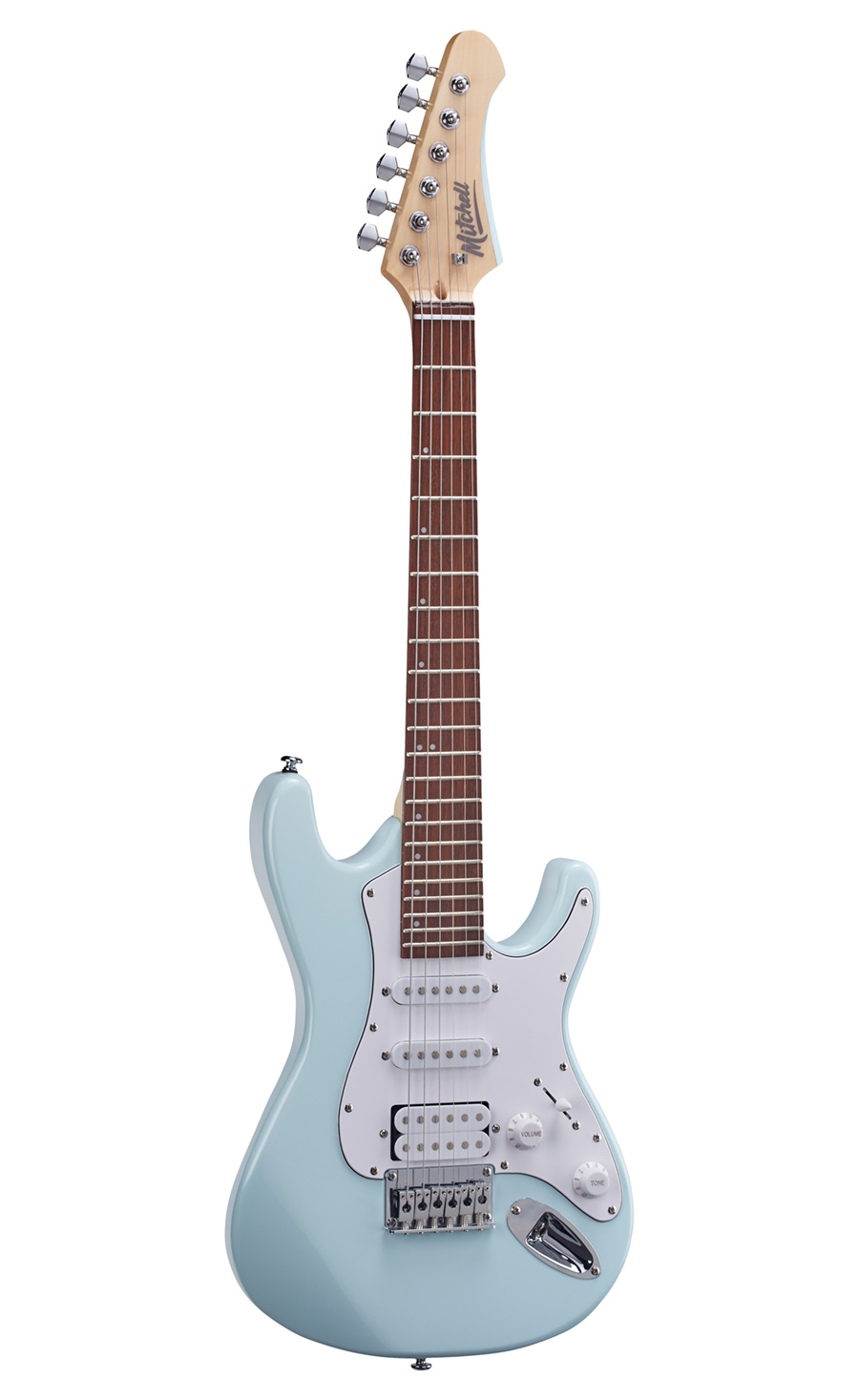Mitchell TD100PB Short Scale Electric Guitar