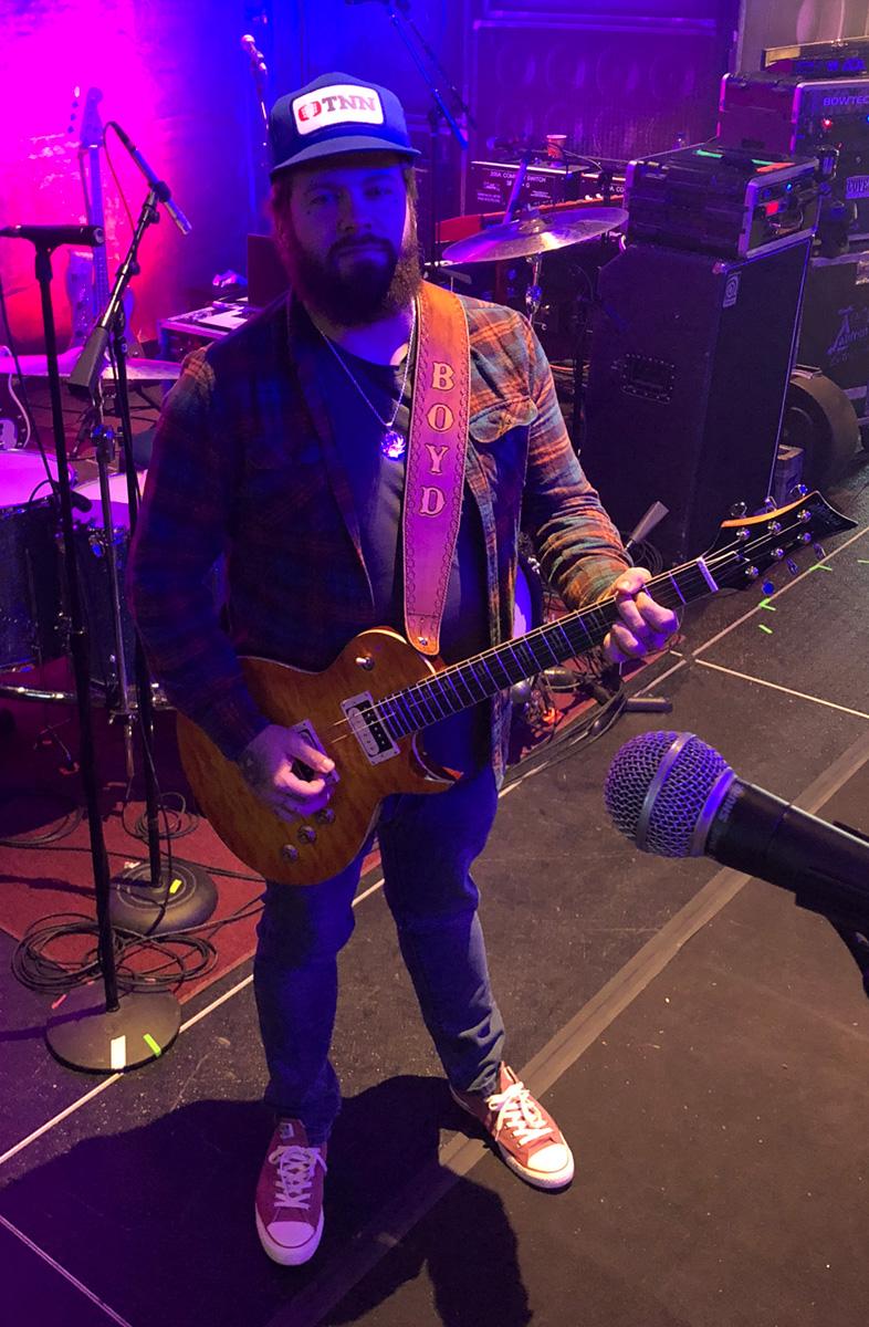 Mat Graham Mitchell Guitars