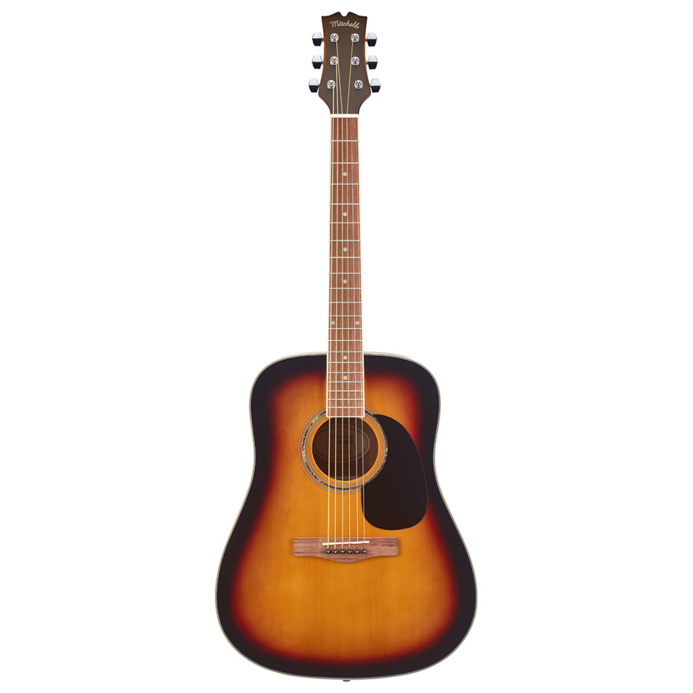 Mitchell D120SB Acoustic Guitar