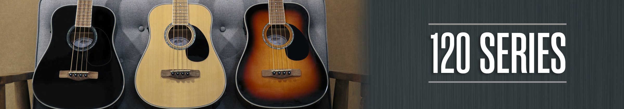 Mitchell Guitars 120 Series EZB