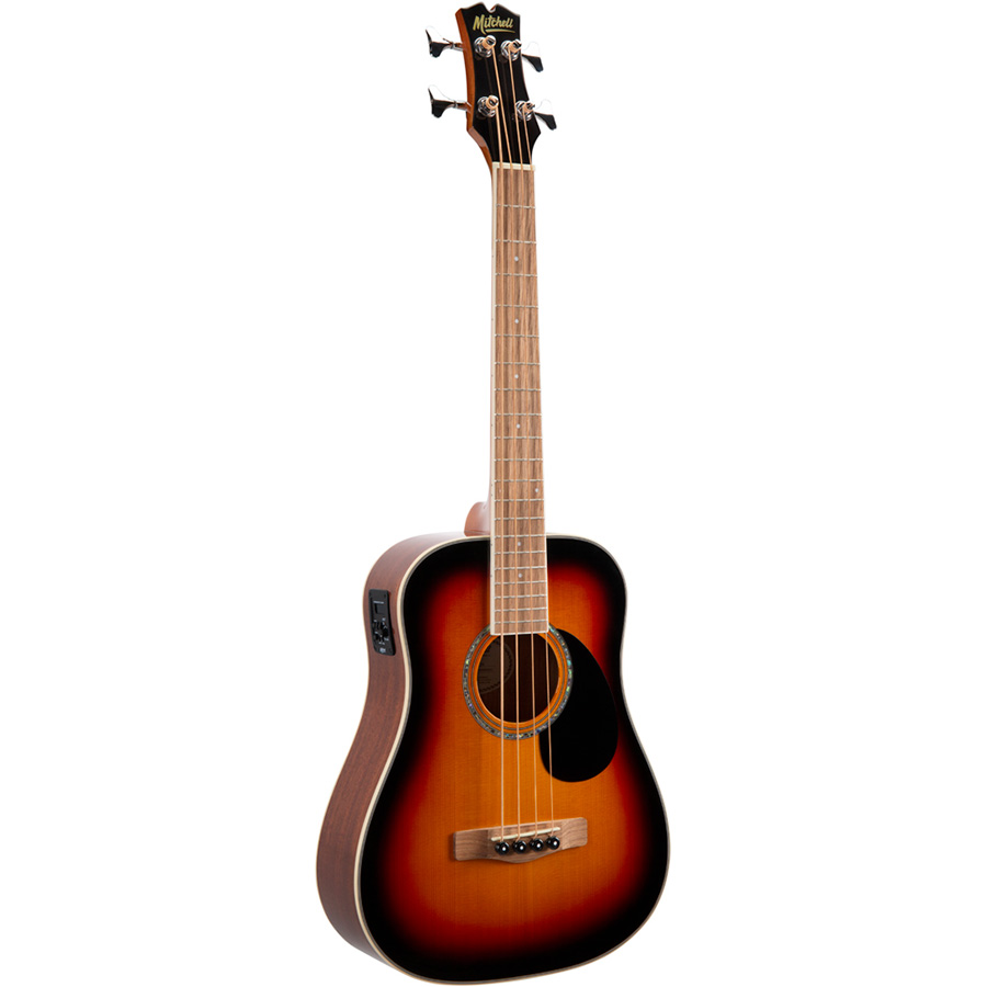 Mitchell EZBSB Electric-Acoustic Mini-Bass