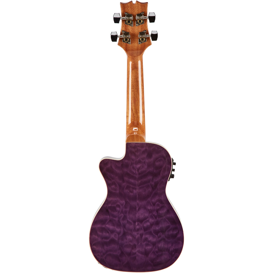 Mitchell MU80XCE Quilted Maple Purple