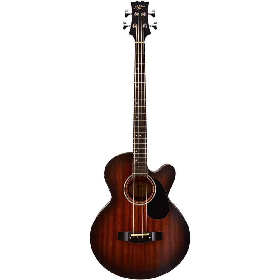Mitchell T239B Acoustic Bass Guitar