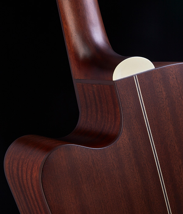 mitchell t331tce neck joint mitchell guitars. Black Bedroom Furniture Sets. Home Design Ideas