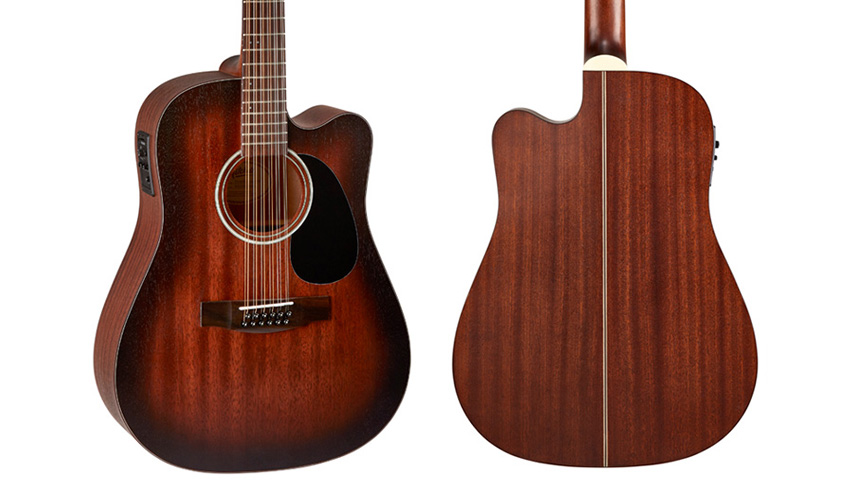 mitchell t331tce 12 string dreadnought acoustic guitar mitchell guitars. Black Bedroom Furniture Sets. Home Design Ideas