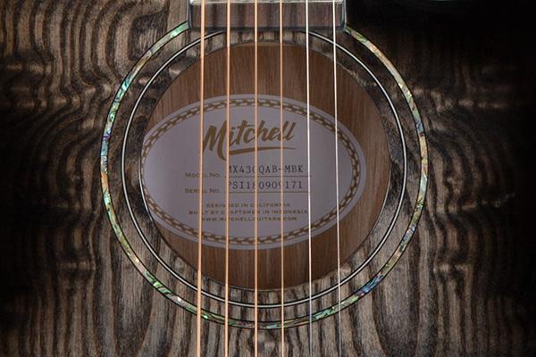 MX430QAB Rosette