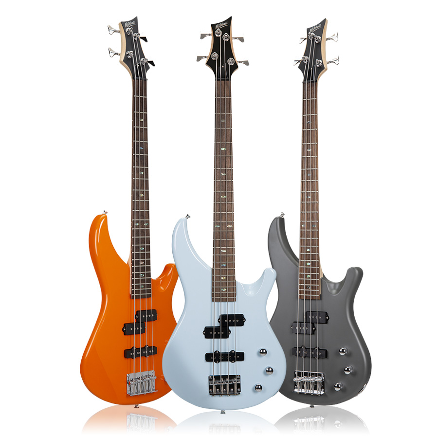 mitchell mb100 series bass guitars mitchell guitars. Black Bedroom Furniture Sets. Home Design Ideas