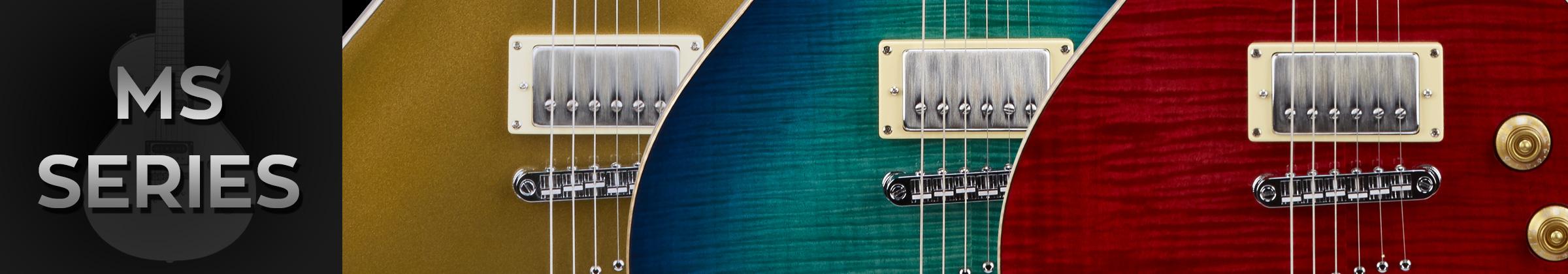 Mitchell MS Series Guitars