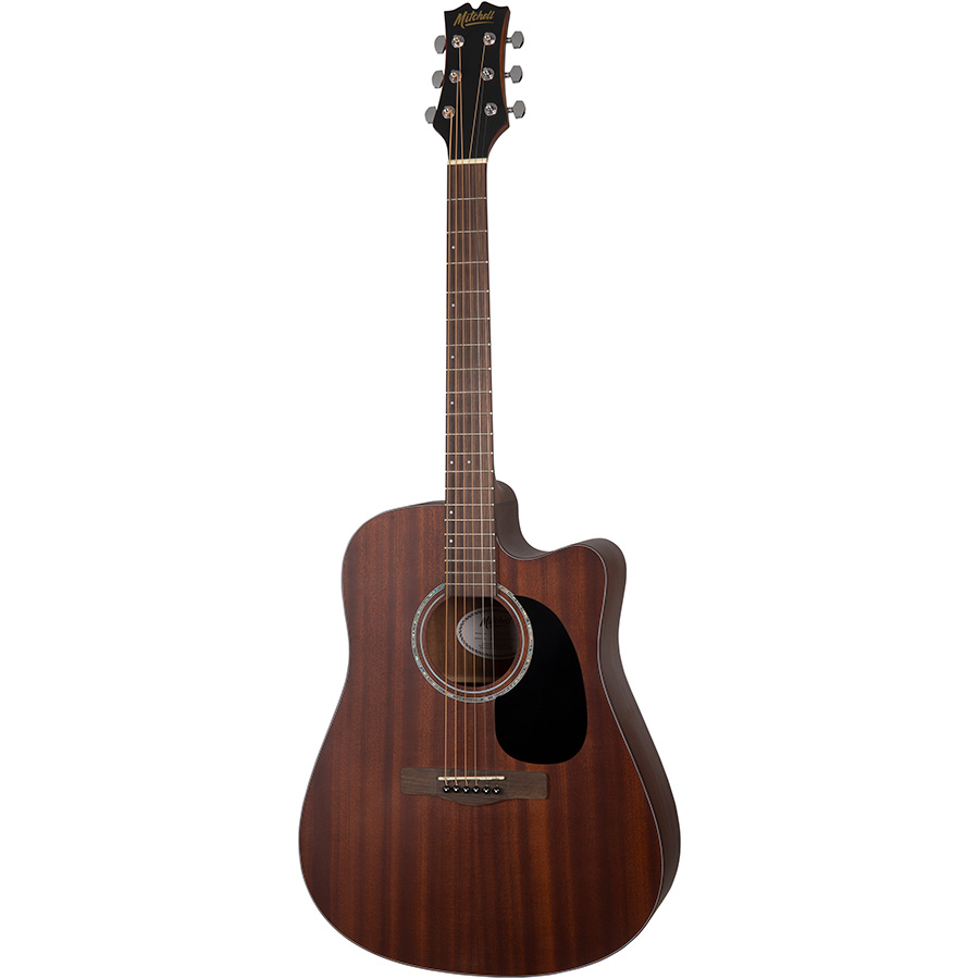 Mitchell T231CE Dreadnought Acoustic Guitar Terra Series