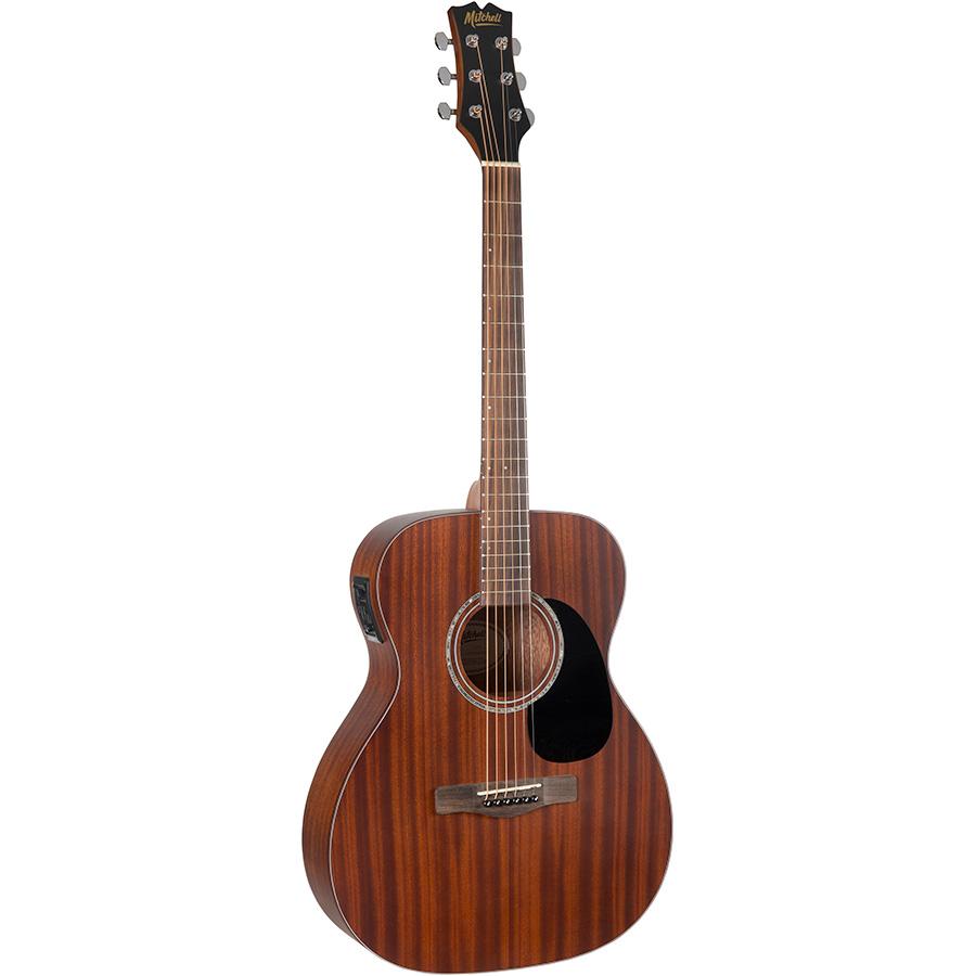 Mitchell T233E Auditorium-Size Acoustic-Electric Guitar